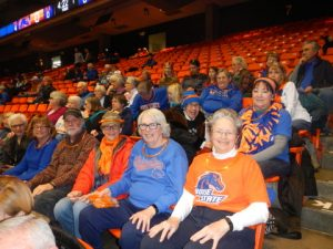 BSU Women's Basketball Family Event, January 14, 2017