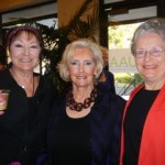 Sylvia Chariton, Lilly Ledbetter, Julie Custer June 2015