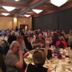 Banquet crowd for Kim Churches
